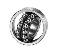 2214 self-aligning ball bearing for sugar and other industries and general machinery