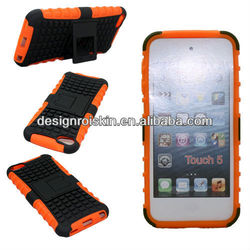 kickstand case for ipod touch 5,case for apple ipod touch 5 case