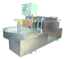 ice lolly with plastic tube filling sealing machine