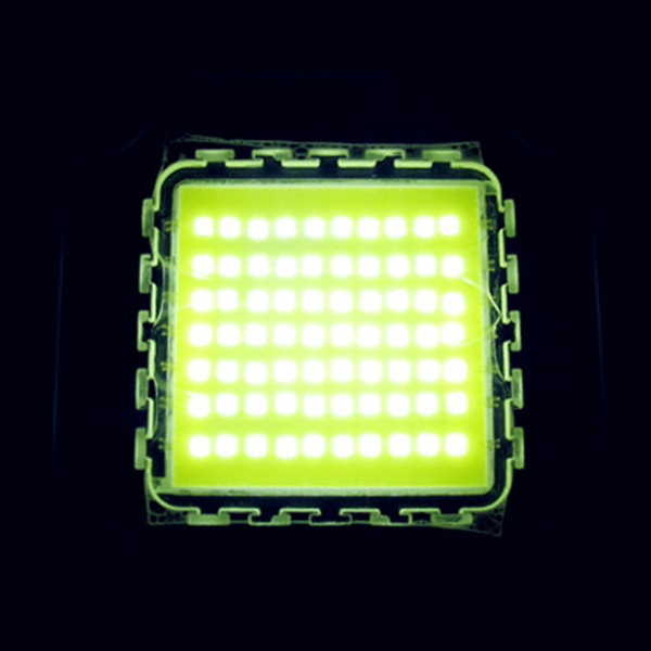 High Brightness 70W 6000Lm White High Power Led Chip