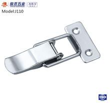 Acier industriel hasp auto - lock en acier inoxydable hasp ; serrure hasp