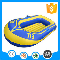 CE best China cheap PVC boat used inflatable boats for sale