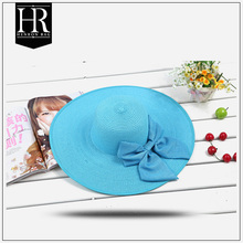 GSV SEDEX Factory classical small straw hat