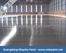 High Performance Paint! Maydos Lithium Base Easy Maintenance Concrete Floor Hardener For Warehouse