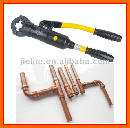 copper pipe crimping tool. Black Bedroom Furniture Sets. Home Design Ideas
