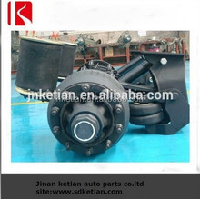 11t trailer spare parts rubber air suspension in suspension system