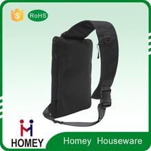 Custom Protable Waterfly Packable Shoulder Backpack Sling Chest Sport Hiking Bag Cover Bicycle Messenger Cross Body Bag