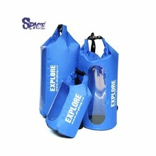 Newest design super light waterproof dry bag for camping