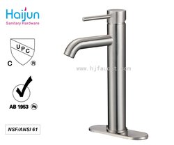 Industrial Single Handle Prefab homes hot sale Bathroom Faucet