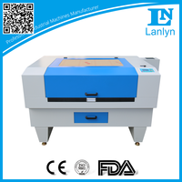 High quality desktop laser cutting machine/laser crystal engraving machine for sale