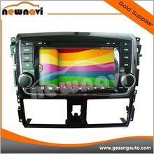 HD 1080P GPS BT DVBT IPOD 3G WIFI mirror link Car entertainment and security system DVD player