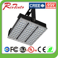 High quality ip65 industrial light fixture 160w for warehouse/factory/gas station led canopy light