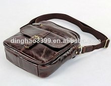 High Quality Beautiful Mens Leather Briefcase with Stylish Factory Price