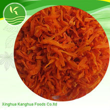 HACCP certified products, 2014 Chinese new crops, , vegetable dehydrating plant, carrot dehydration