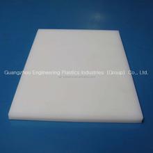 high density white uhmw pe plastic sheet
