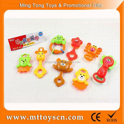 Shantou factory Baby toy rattle toy baby games