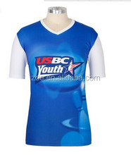 factory Wholesale custom 100% polyester sublimated motor cycling/auto racing team Polo shirts/jerseys wear