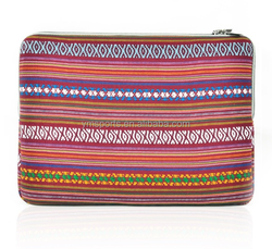 Colorful notebook laptop sleeve case bag cover