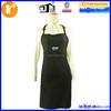 black bib advertising t/c twill apron