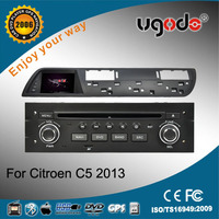 "7"" for citroen C5 car dvd player,citroen c5 car radio with gps and bluetooth"