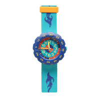 Hot selling kids watches with animal printing on face and strap