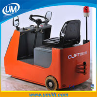 2015 New Electric Tow Tractor with DC Motor
