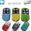 Universal Copy Code RF Remote Control QN-RD262X Colorful Self Learning Face to Face 433Mhz/315Mhz