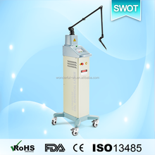 Gold Star / Ultra Pulse+Pulse+CW Laser Types CO2 Therapy System