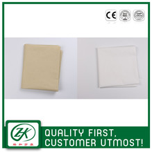 OEM branded non woven fabric disposable bed sheets