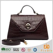 M690A-A1637 mini satchel bag women high end italian leather handbag for ladies