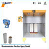 High Effciency Used Epoxy Electrostatic Painting Equipment Sale with CE