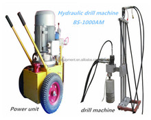 Best buying choose Hydraulic automatic equipment for concrete wall drilling