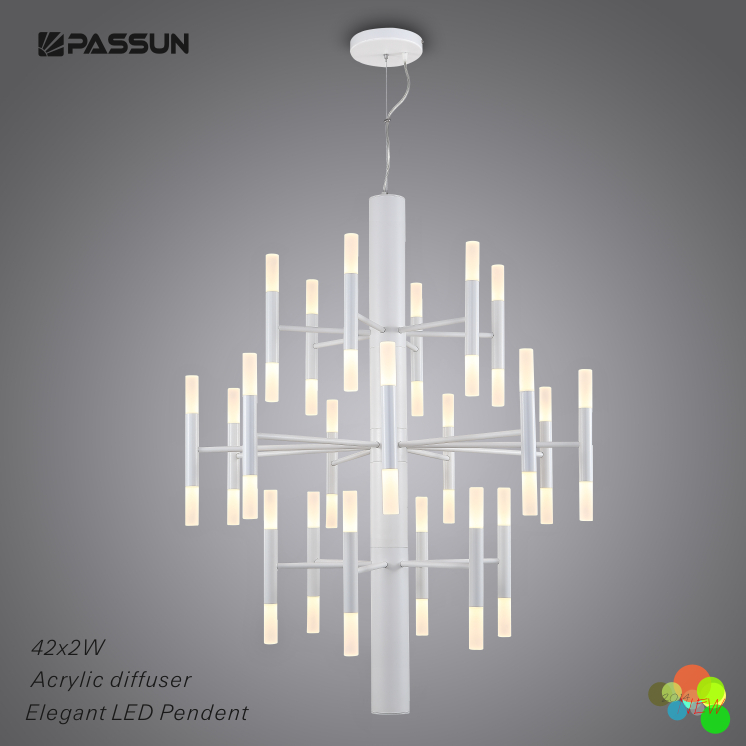 Elegante diseño del techo y chino de la venta directa led lámpara ...