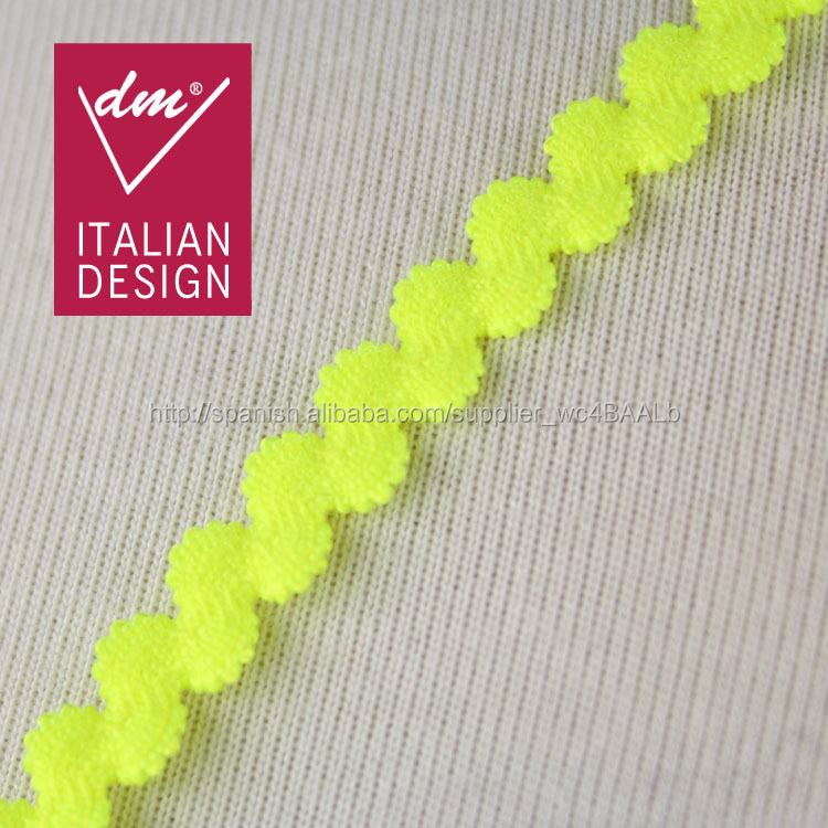 Productos caliente venta hermosa <span class=keywords><strong>jacquard</strong></span> de color amarillo cincha elástica
