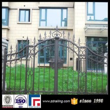 house steel main gate price