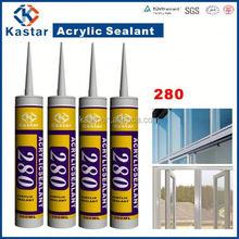 acrylic emulsion adhesive 100%flexible