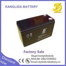 rechargeabale 12v 9ah SLA VRLA AGM battery, lead acid 9ah battery