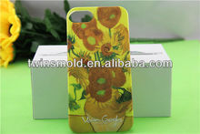 Water Transfer UV printing funky cellphone Shells for iphone 5