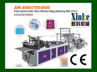 Most Popular PP Non Woven Recycle Bag Making Machine