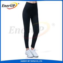 2015 top design custom made calças de fitness yoga tecido atacado