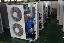 Copeland air cooled micro channel condensing unit