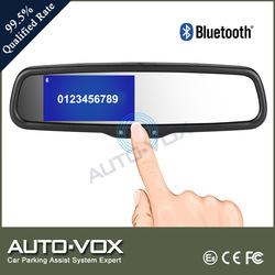 4.3 Car Monitor 4 3 inch TFT Car Mirror Monitor 4.3 inch Reverse Monitor
