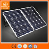 Solar High Efficiency Poly Solar Panel Mono-crystalline Portable Solar Kits TUV IEC