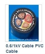 4cores steel armoured PVC insulated power cables