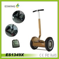 Self-balance 1500w electric scooter motorcycle costume With Ce Rohs