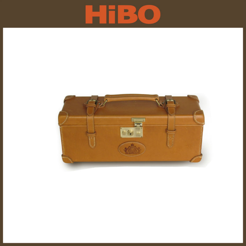 custom bottle leather wine carrier guangzhou china manufacturer