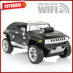 GT-330C Electric Spy Video Toys Iphone Wifi Remote Control Car with Camera
