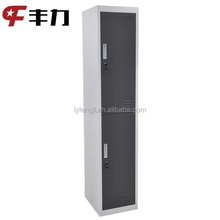 Simple Design 2 Door Metal Locker