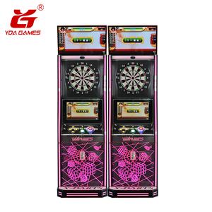 Популярный Электронный дартс игровой автомат Горячая продажа Мягкая Дартс машина