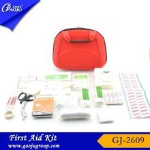 OEM Manufacture economic type first aid kit burns